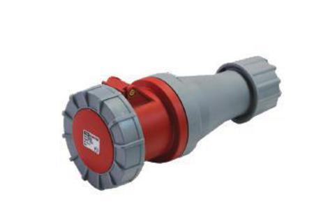 Розетка кабельная IP67 125А 3Р+РЕ+N 380В TDM