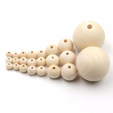056-9971 Бусина деревянная, 5 см