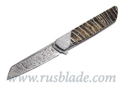 Cheburkov Full Custom Dragon Damasteel One Off