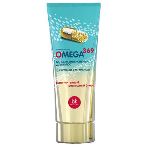 BelKosmex Omega 369 Бальзам интенсивный для волос 180мл