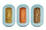 Набор из 3 подвесных контейнеров для хранения cupboardstore 900 мл светлый опал Joseph Joseph 81111 | Купить в Москве, СПб и с доставкой по всей России | Интернет магазин www.Kitchen-Devices.ru