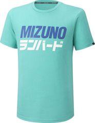 Футболка Mizuno Runbird Tee мужская