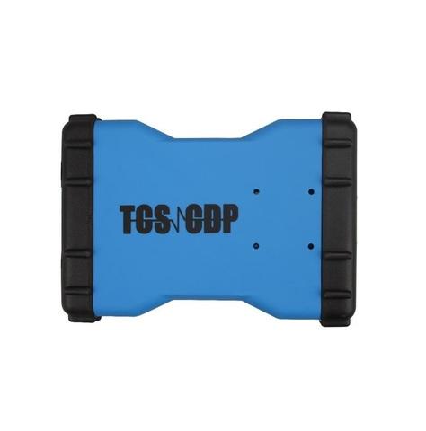 Автосканер TCS CDP+ 2016.0 usb / bluetooth