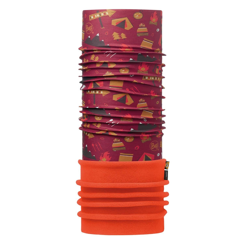 Детские шарфы Шарф-трансформер Buff Adventure Grana / Orange 113397.427.10.00.jpg