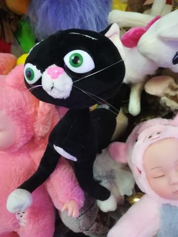 Кошка Варежка из мультфильма Bolt / Вольт