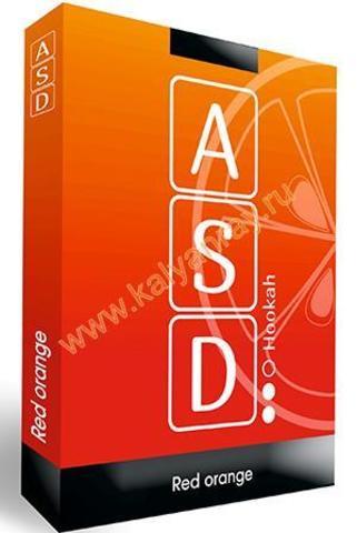 Бестабачная смесь ASD Hookah - Красный Апельсин