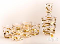 Набор для виски 7 предметов BG2