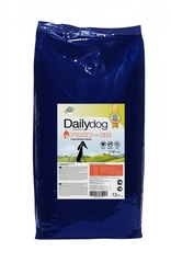 Сухой корм DailyDog Puppy Medium Breed Turkey and Rice для щенков средних пород с индейкой и рисом 12 кг
