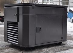 Домик для генератора SB1200DM со встроенным АВР