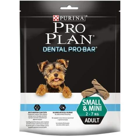 Pro Plan лакомство для мелких собак для здоровья полости рта 150г