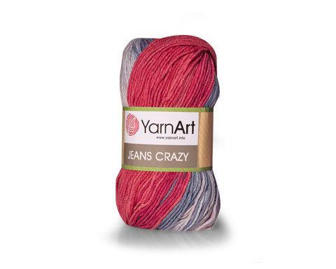 Jeans Crazy (Yarn Art)