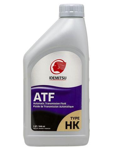 ATF TYPE - HK  Трансмис. жидкость (полное соответствие MITSUBISHI SP3, HYU SP3)
