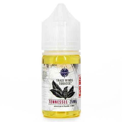 Tennessie by Trade Winds Tobacco Salt 30мл
