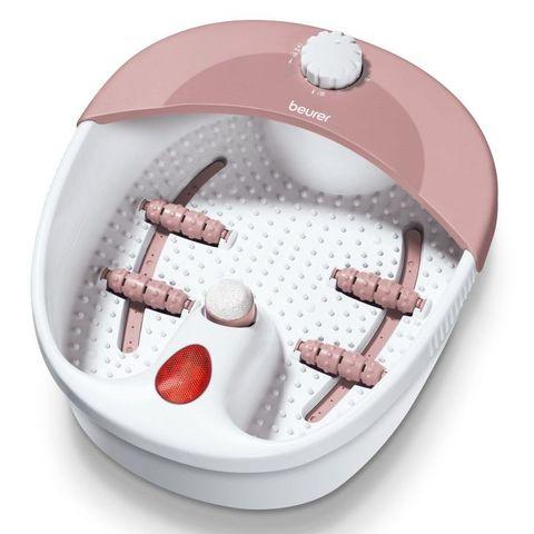 Гидромассажная ванночка для ног Beurer (B-FB20) 120Вт белый