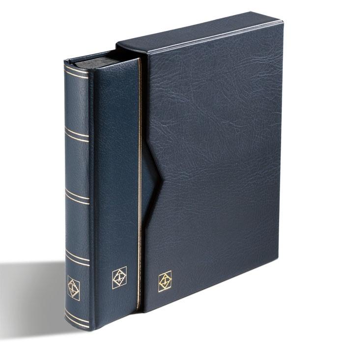 Шубер для кляссера COMFORT на 32 страницы, зеленый