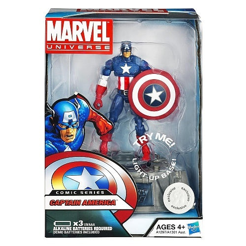 Marvel Collectors Base Figure - Captain America