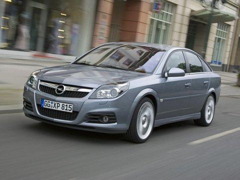 Чехлы на Opel Vectra С седан 2002–2008 г.в.
