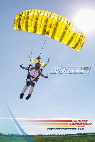 Основной парашют Odyssey EVO