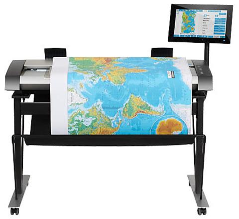 Сканер широкоформатный HP HD Pro 42-in Scanner