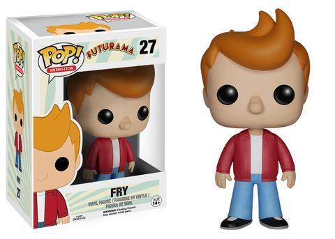 Фигурка Funko POP! Vinyl: Futurama: Fry 5235