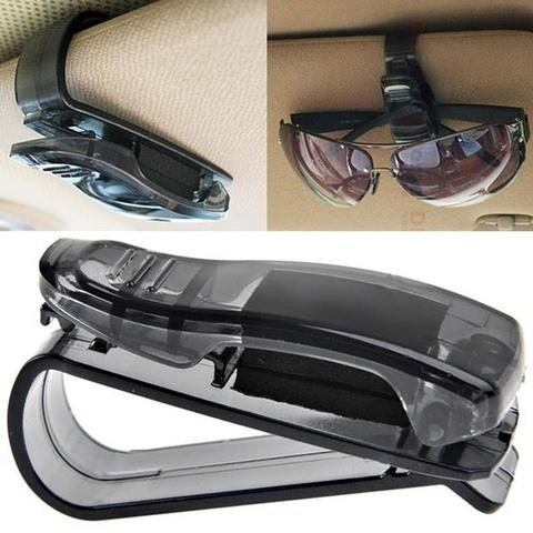 Держатель для очков в автомобиль Sunglasses Clip