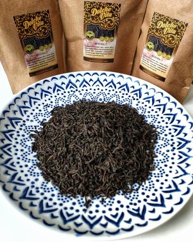 Чёрный чай Рухуна 100 грамм от eco-apple.ru