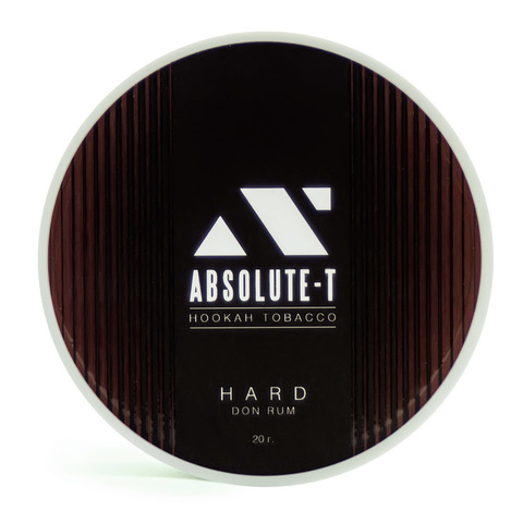 Табак Absolute-T Hard 20гр Don Rum