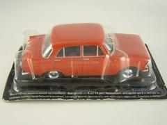 Moskvich-412 red 1:43 DeAgostini Auto Legends USSR #46