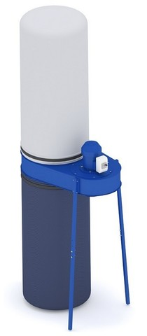 Внутрицеховая аспирационная система ПУА-М-1500