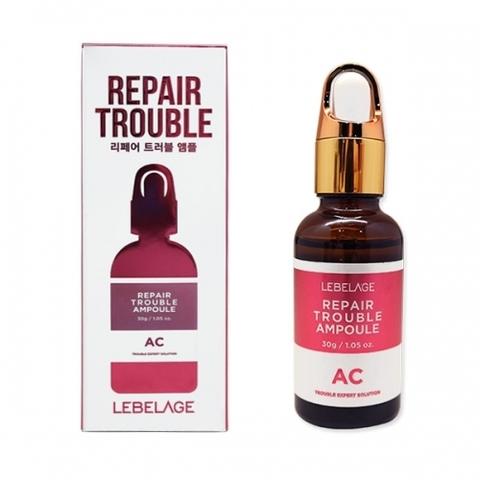 Сыворотка LEBELAGE Repair Trouble Ampoule 30g