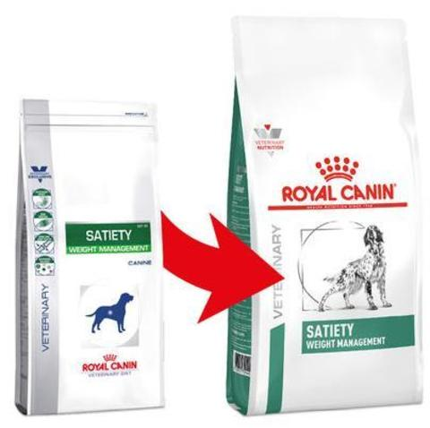 Royal Canin Satiety Weight Management SAT30 canine 12 кг