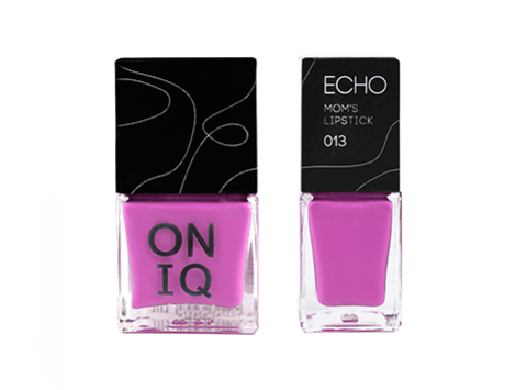 ONP-013 Лак для стемпинга. Echo: Mom's Lipstick
