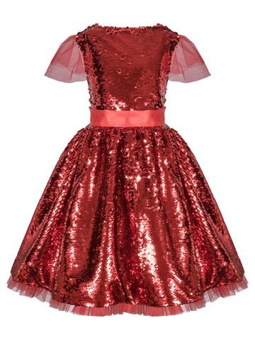 """Шикарное платье """"Red Glam"""""""