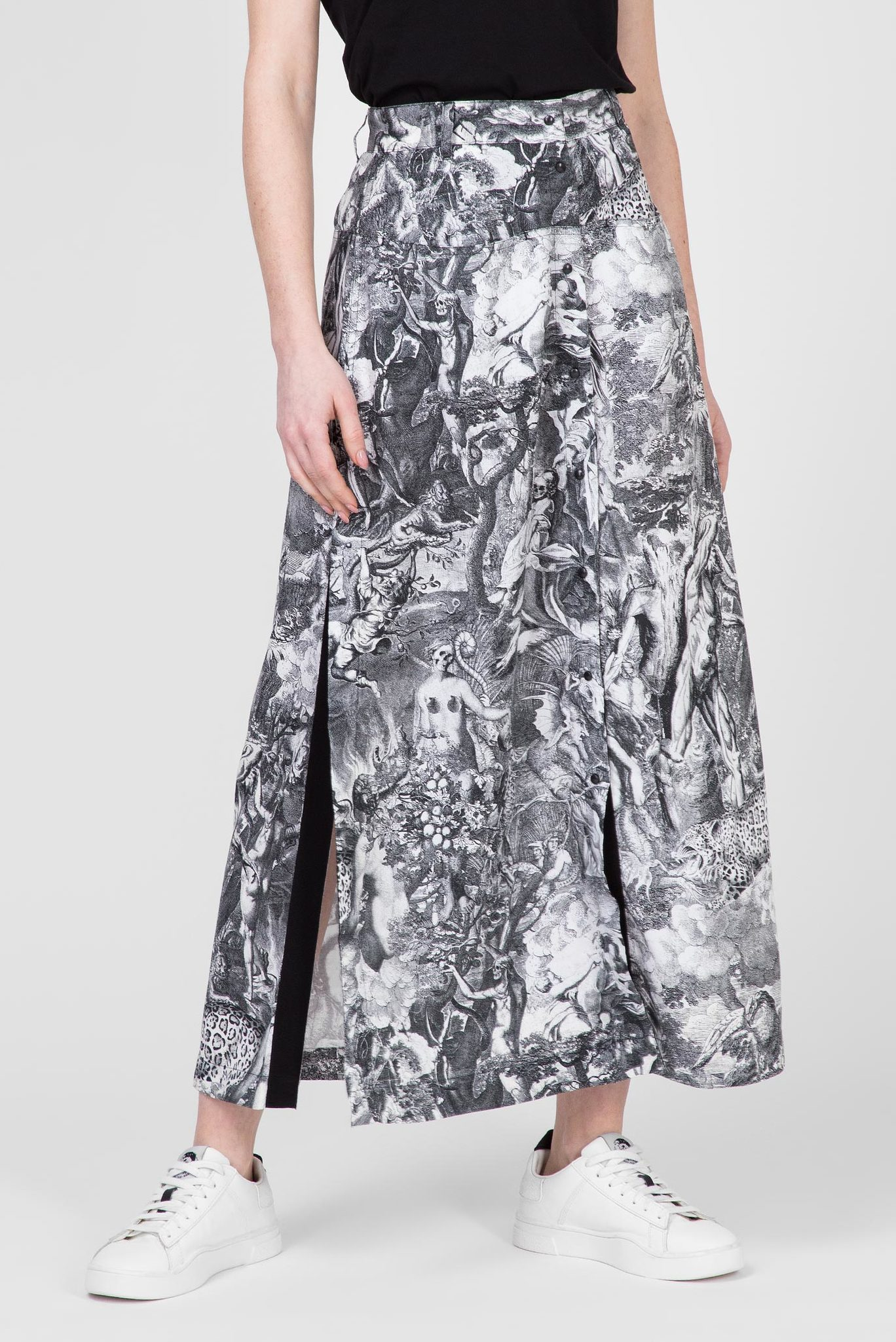 Женская юбка с принтом O-MOYA-B Diesel