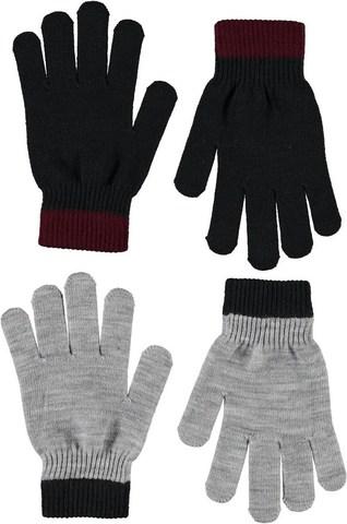 MOLO Kello перчатки демисезонные  (в комплекте 2 пары)
