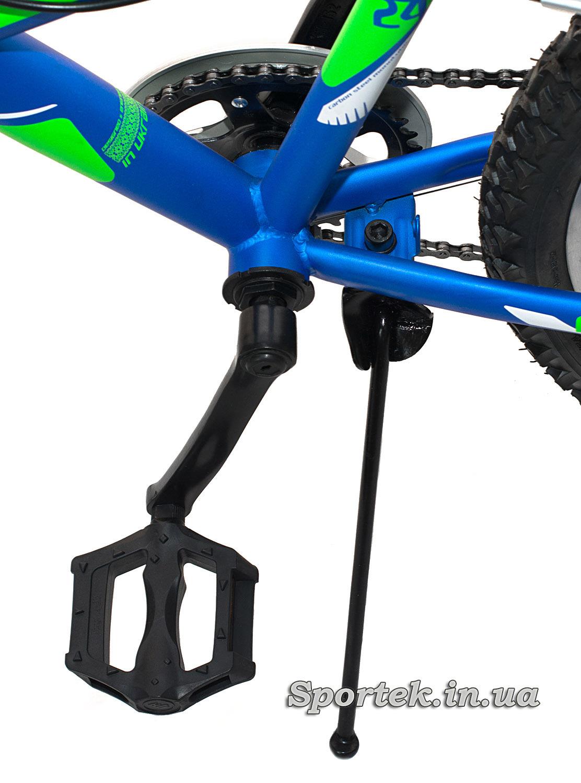 Подножка и педаль Discovery Flint Ам