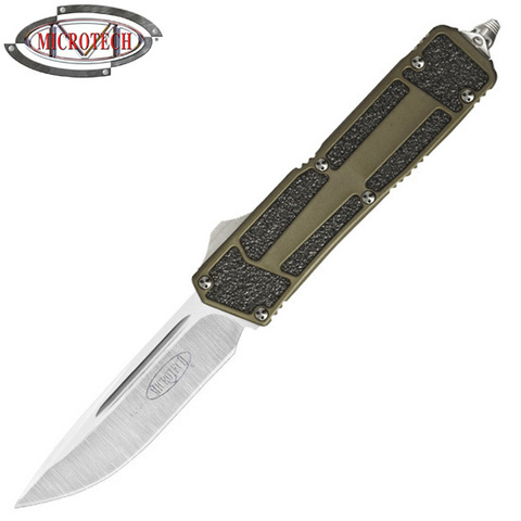 Нож Microtech Scarab QD Satin модель 178-4TA