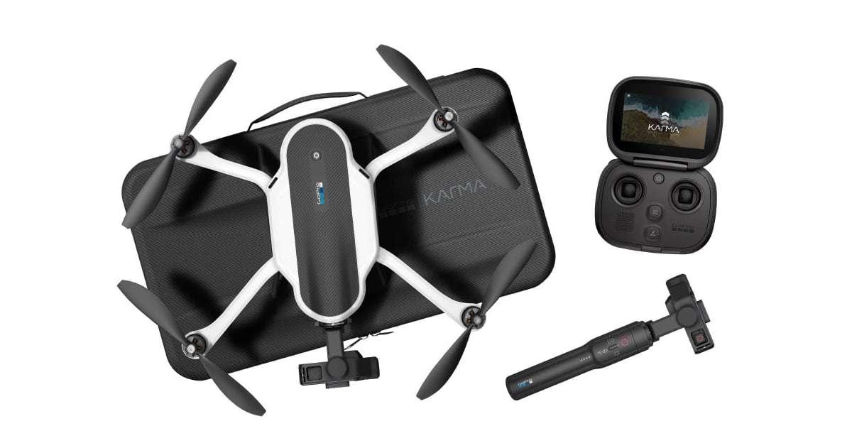 Квадрокоптер GoPro Karma комплект