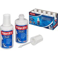 Корректирующая жидкость на быстросохн. основе 20мл Tipp-Ex с порол.кист. СШ