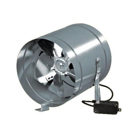 Вентилятор Канальный Осевой  Вентс ВКОМц 250