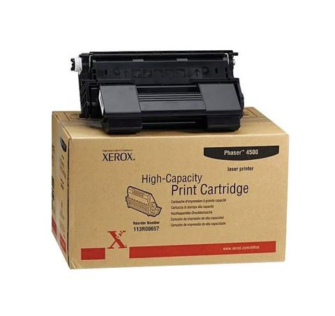 Оригинальный картридж Xerox 113R00657, черный