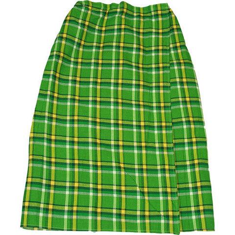 Парео женское Шотландка