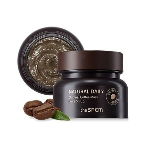 Кофейная маска THE SAEM Natural Daily Original Coffee Mask
