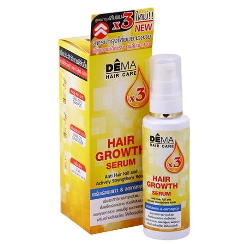 Сыворотка для роста волос DEMA Hair Care