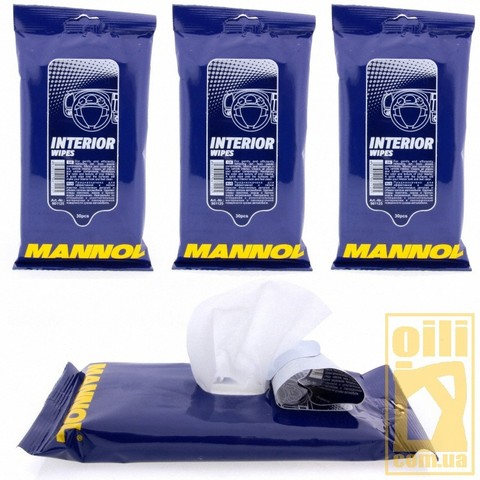 Mannol 9946 INTERIOR WIPES