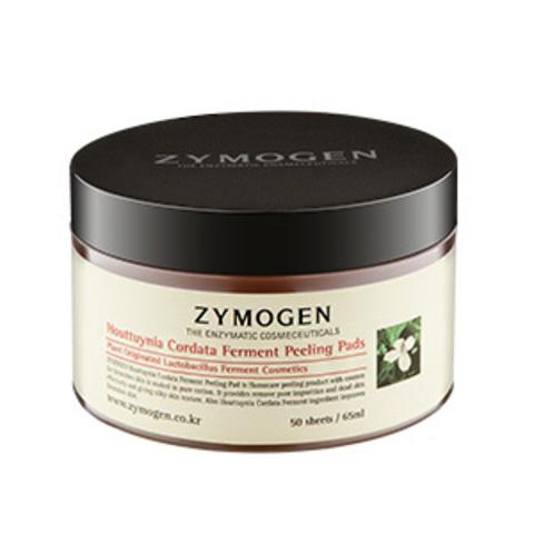 Очищающие пэды Zymogen Ferment Houttuynia Cordata Extract Peeling Pad 50шт.