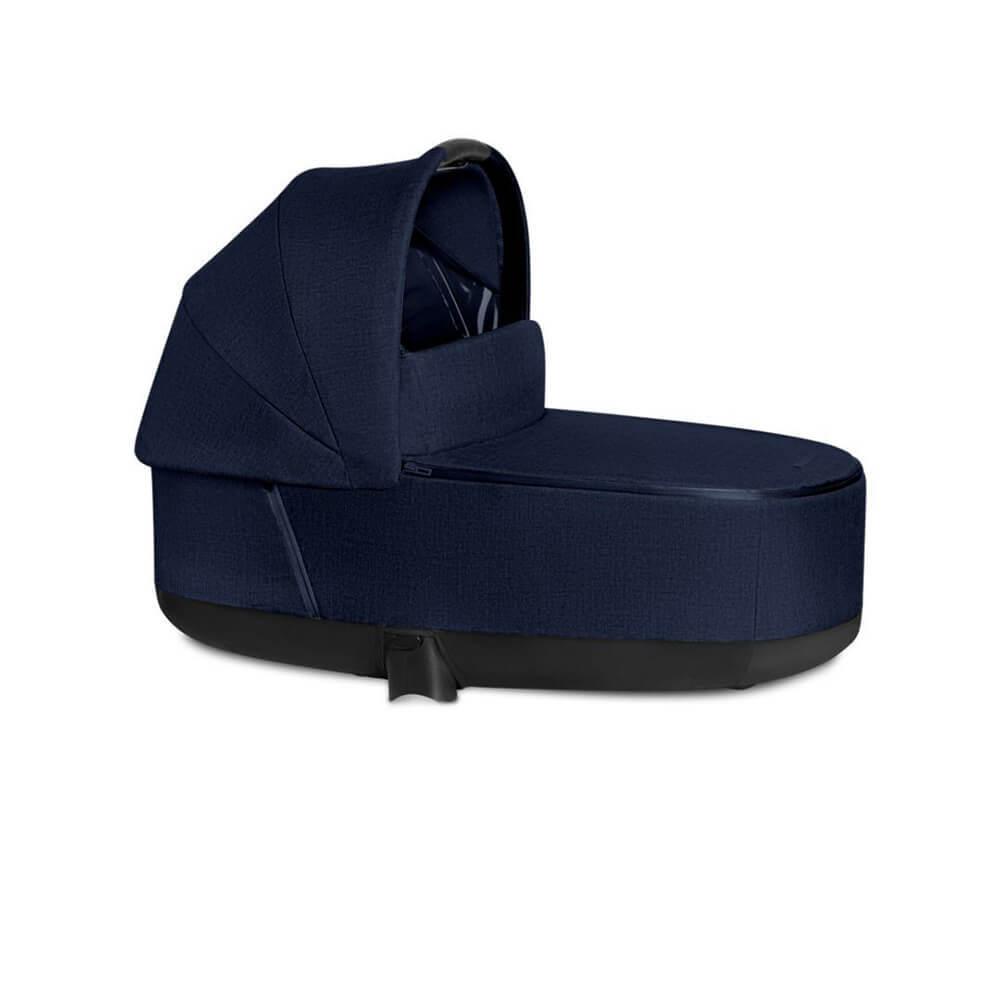 Цвета спального блока Priam Спальный блок Cybex Lux Carrycot  Priam III Midnight Blue Plus Cybex-Priam-Lux-Cot---Plus---Midnight-Blue.jpg