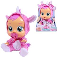 Кукла CryBabies Плачущий младенец Sasha, Игрушка интерактивная