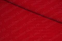 Искусственная кожа Crocodile (Крокодил) С-4 красный