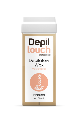 Теплый воск Depiltouch  натуральный 100 мл